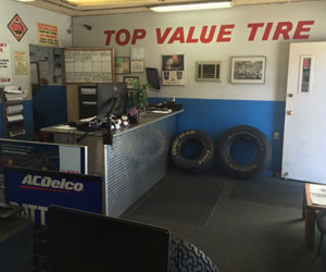 Top Value Tire | San Diego CA